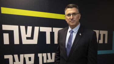 """Israeli politician Gideon Saar is promising """"new hope"""" for voters ahead of March elections."""
