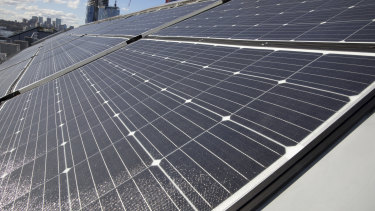 Solar panels are causing volatility in the WA grid.