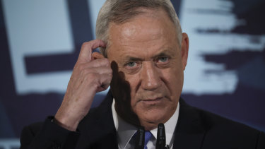 In last round, Benny Gantz, leader of Israel's Blue and White Party, refused to join a unity government led by Netanyahu.