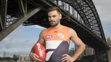 Is Stephen Coniglio really staying in Sydney's west, as his teammates believe, or does he just have the world's best poker face?