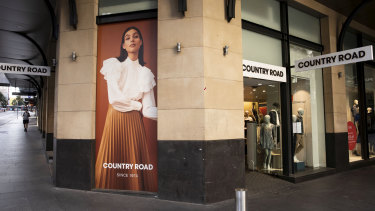 Country Road Group is the latest major retailer to close its stores in the wake of coronavirus.