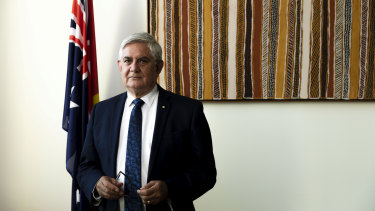 Indigenous Australian Minister Ken Wyatt says the nation is ready to debate constitutional recognition.