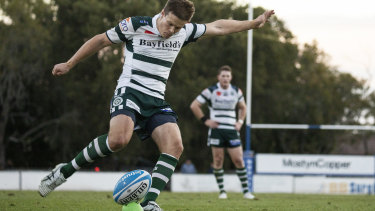 Warringah skipper Hamish Angus has announced he will retire from rugby after Saturday's Shute Shield final.