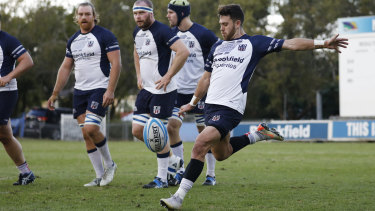 The Woodies may be without Taylor Adams as the Shute Shield season heads towards the pointy end.