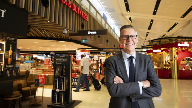 Sydney Airport CEO Geoff Culbert says there needs to be clearer rules around state border closures.