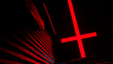 Dark Mofo is Australia's first major event to be cancelled as a result of the coronavirus.