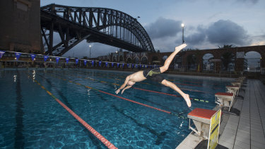 A planning panel is set to decide on long-vaunted plans to redevelop North Sydney Olympic Pool.