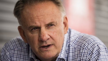 Mark Latham looks set to return to public life after 14 years on the political sidelines.