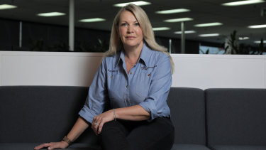 Fortescue Metals Group chief executive Elizabeth Gaines.