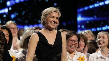 Anna Humberstone onAustralia's Got Talent.