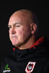 Paul McGregor said he would understand if the Dragons' hierarchy gave him his marching orders after Monday's loss to the Bulldogs.