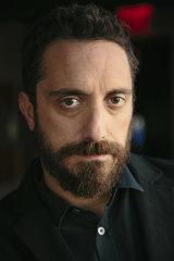 "Director Pablo Larrain:  ""I work very hard on mystery.″"