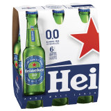 Heineken says its no alcohol 0.0 beer is responsible for up to about 10 per cent of all Heineken sales in some markets.