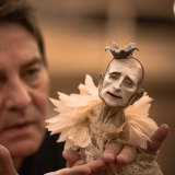 Forget Me Not, an interactive puppet show.