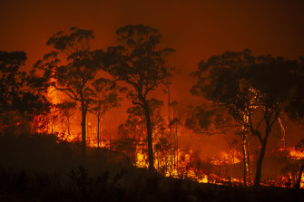 Bushfires have burnt though as much as 12 million hectares of Australia  this fire season - and climate scientists warn future impacts will likely rise even faster than temperatures.