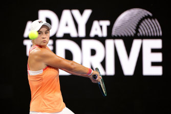 Ashleigh Barty has avoided quarantining in her Australian Open preparation.