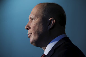 Home Affairs Minister Peter Dutton's positive diagnosis rocked Australia's leaders.