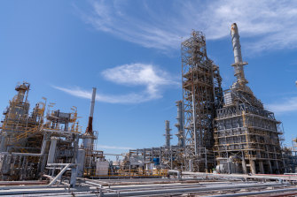 BP is assessing plans to repurpose the site of its Kwinana oil refinery into a clean-energy hub.