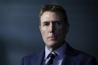 Attorney-General Christian Porter.