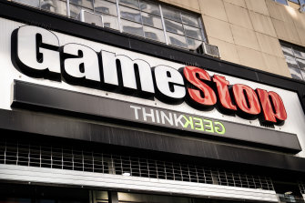 It was not just small-time investors that cashed in on GameStop's stunning surge.