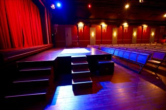 Exiting stage left: Giant Dwarf Theatre is closing its doors next month.