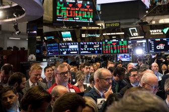Wall Street's long bull market is in jeopardy.