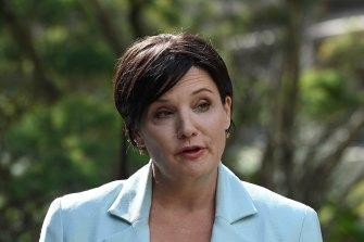 NSW Opposition Leader, Jodi McKay.