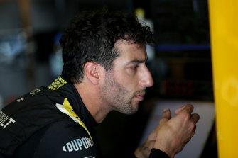 Daniel Ricciardo says Renault can improve next season.