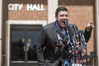 "Jason Kessler, an organiser of last year's ""Unite the Right"" rally in Charlottesville, had hoped to hold an anniversary event there."