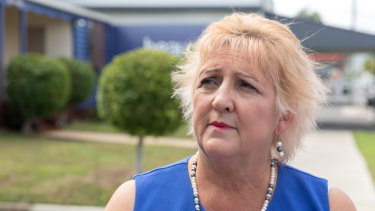 LNP MP for Capricornia Michelle Landry says coal miners approached her to say that she had their vote.