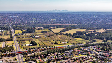 Jenkins Orchard, in suburban Wantirna South, has sold.