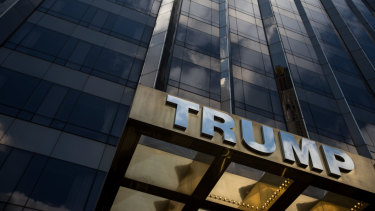 Trump International Hotel & Tower New York has 58 floors.