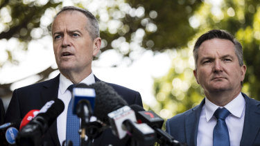 Bill Shorten and Chris Bowen have confronted inequality in Australia.