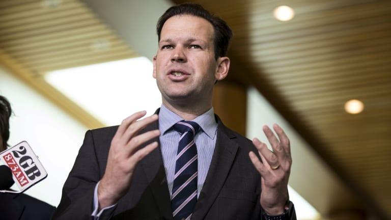 Senator Matt Canavan has kept the threat of the gas export trigger in play to ensure no domestic gas shortages.