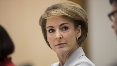 The AFP says Michaelia Cash did not provide what would be defined as a witness statement.