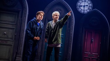 Tickets to Harry Potter and the Cursed Child have been in high demand.