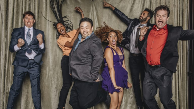 Comedy musical group Baby Wants Candy