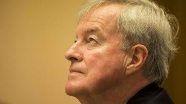 Former public service commissioner John Lloyd retired yesterday.