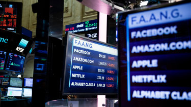 America's big tech giants are coming under increased scrutiny.