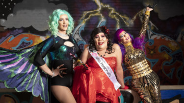 Queen B, Mad B, and Vanity Wilde will be celebrating the anniversary of the marriage equality Yes vote this weekend at Braddon.