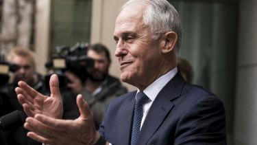 Mr Turnbull on Thursday.