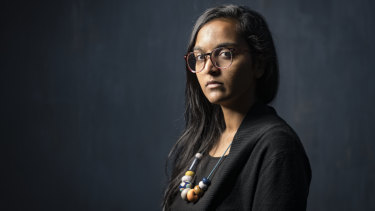 Zoya Patel, the Canberra-based author of No Country Woman: A Memoir of Not Belonging, is appearing at the Sydney Writers' Festival.