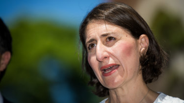 Premier Gladys Berejiklian says self-funded retirees will be able to get $200 off their power bills.