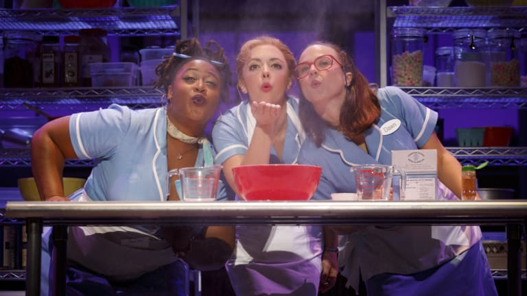 Waitress, the musical, is coming to Sydney - but you'll have to wait until 2020 to see it.