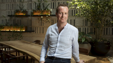 Ed McManus is the new chief executive of Deliveroo in Australia.