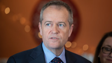Bill Shorten must stand firm against union militancy.