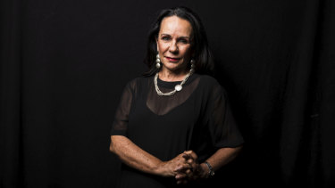 """""""When young women see women in senior leadership positions, the world expands for them. Things become more possible,"""" says Labor MP Linda Burney."""