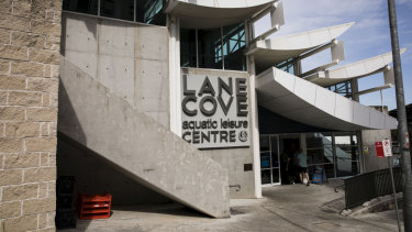 The 50-metre outdoor pool at Lane Cove Aquatic Centre has been closed.