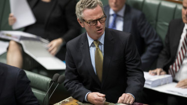 Minister for Defence Industries Christopher Pyne released the Defence Industrial Capability Plan last month.