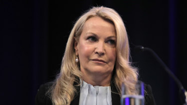 Fortescue chief executive Elizabeth Gaines said the executive departures were not related to inappropriate financial or workplace conduct.